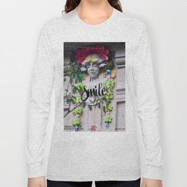 Smile - Cara Dura Proyect Long Sleeve T-shirt