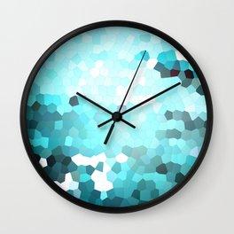 Hex Dust 2 Wall Clock