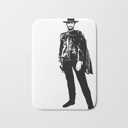 Man With No Name Bath Mat