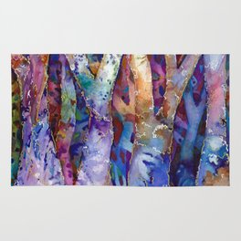Beautiful Forest Rug