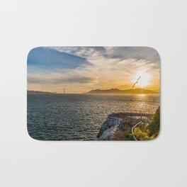 San Fran Sunset Bath Mat