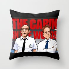 Hadley and Sitterson Throw Pillow