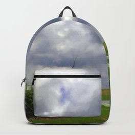One Hot Summer Day Backpack