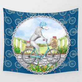 WEIM ON WHEELS 2 Wall Tapestry