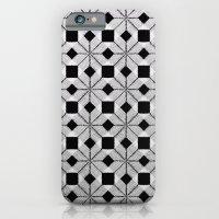 Silver Snow iPhone 6s Slim Case
