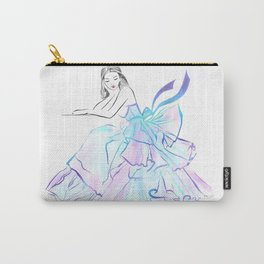 Ball Gown Carry-All Pouch