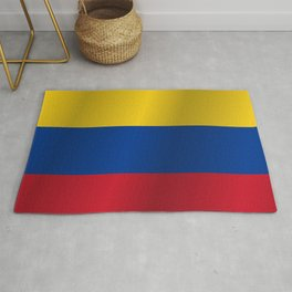 Flag of Colombia Rug