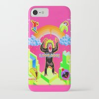 "ape iPhone & iPod Cases featuring ""APE ESCAPE"" by XRAY"