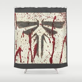 Well, that's the last of us Fireflies. Shower Curtain
