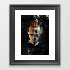 Misanthropic Framed Art Print