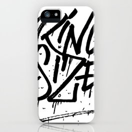 King Size iPhone Case