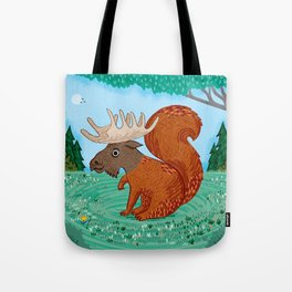 The Squoose Tote Bag