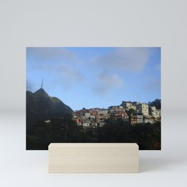 The Hills of Campinas Mini Art Print