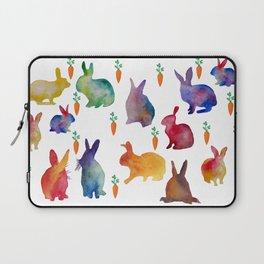 Rabbits Laptop Sleeve
