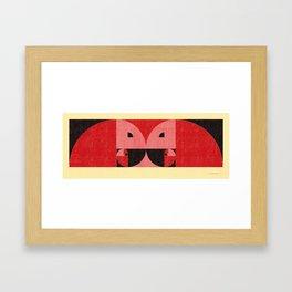 Room for Filariasis Framed Art Print