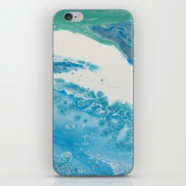 Calming Waters iPhone Skin