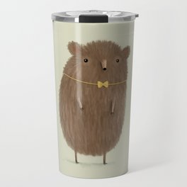 Grizzly Made an Effort Travel Mug