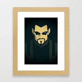 Jensen / Deus Ex: Human Revolution Framed Art Print