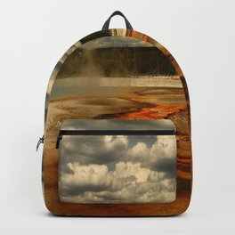 Hot And Colorful Thermal Area Backpack