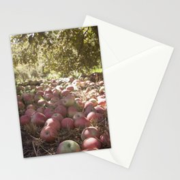 Under the Apple Tree Stationery Cards