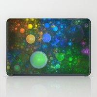 bath iPad Cases featuring Bubble Bath by Lyle Hatch
