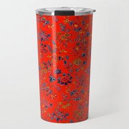 liberty red Travel Mug