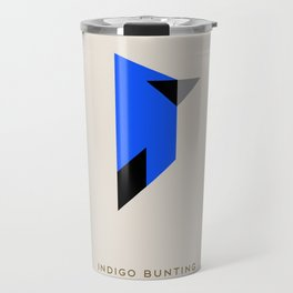 Indigo Bunting Travel Mug