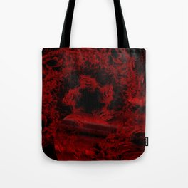 Wreath of Fire (Red series #10) Tote Bag
