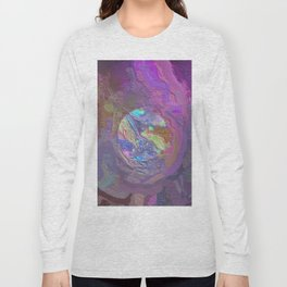 Abstract Mandala 213 Long Sleeve T-shirt