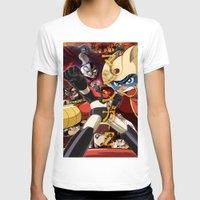 manga T-shirts featuring Manga 07 by Zuno