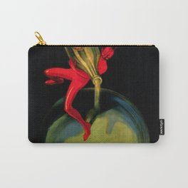 1909 Chambery Reynaud Vermouth Artist by Leonetto Cappiello Carry-All Pouch