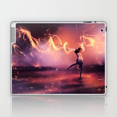 Fall Get up and Move Laptop & iPad Skin
