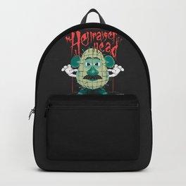 Mr. Hellraiser Head Backpack