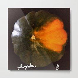 Pumpkin Pumpkin Pumpkin Metal Print