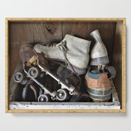 Boots & Skates Serving Tray
