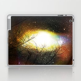 Eye Wide Opened Laptop & iPad Skin