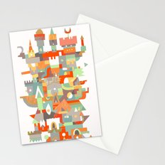 Structura 8 Stationery Cards