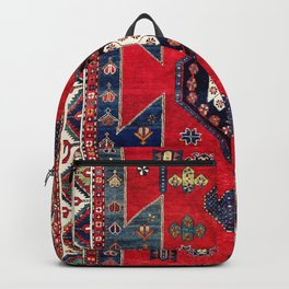 Kazak Southwest Caucasus Rug Backpack