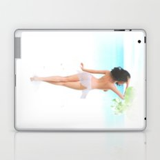 Where the weather's warm and the girls are pretty. Laptop & iPad Skin