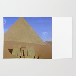 The Other Pyramid Rug