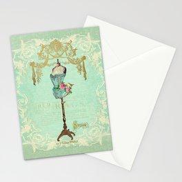 Mannequin Rose Stationery Cards