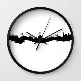 MTB Bar Wall Clock