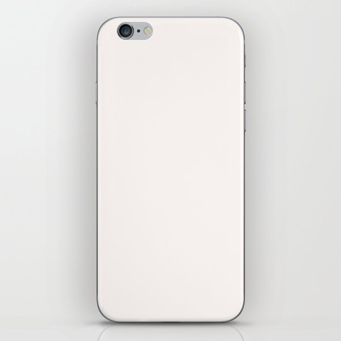 Coconut Butter iPhone Skin