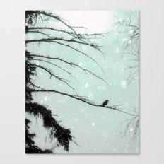 Winter Solstice Canvas Print