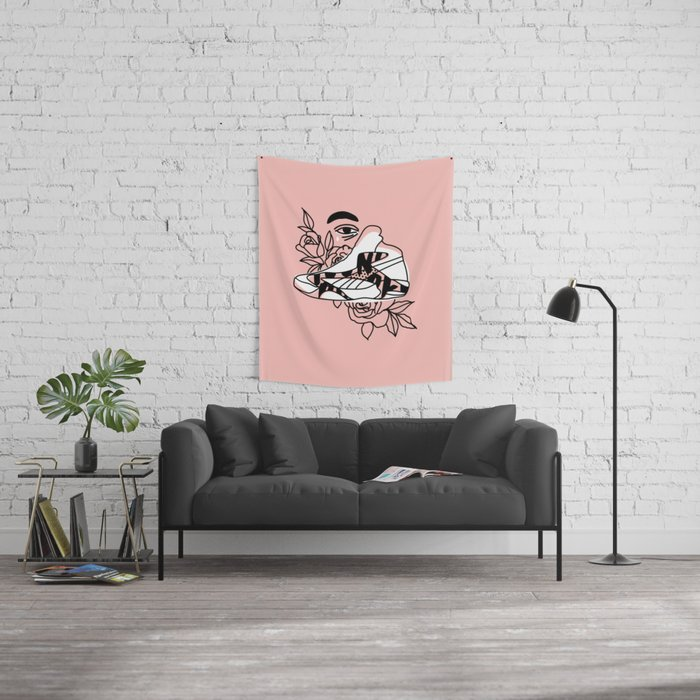 Fakes Wall Tapestry