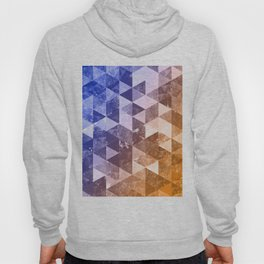 Abstract Geometric Background #2 Hoody