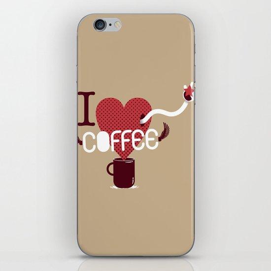 Ok, i love. iPhone & iPod Skin