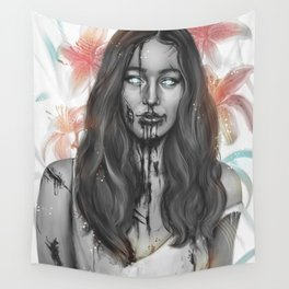 Just One Bite Wall Tapestry