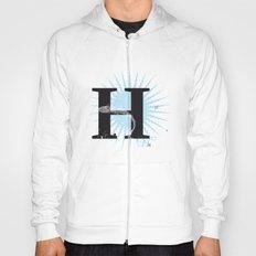 H like Heidi, Harry, Halloween… Hoody