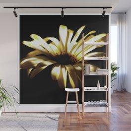 The Light Of A Beautiful Flower Wall Mural